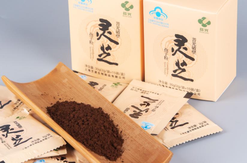 【单小盒】菩光破壁灵芝孢子粉 30g(2g*15袋)