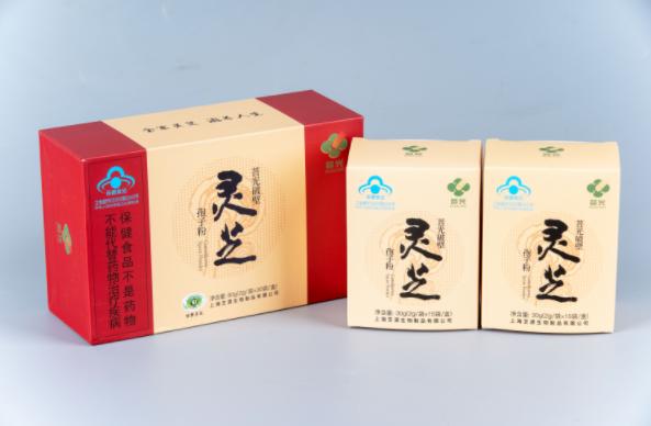 【整盒】菩光破壁灵芝孢子粉 60g(2g*30袋)